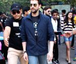 Neil Nitin Mukesh participates in 'Pedal for the Planet 2015'