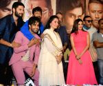 Prassthanam trailer launched amidst Delhi's 'josh'