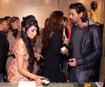 Jacqueline Fernandez, Arjun Rampal at the launch of Parul J Maurya's collection
