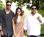 Promotion of film 'Kuch Kuch Locha Hai'