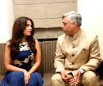 Richa Chadda at the launch of a Social networking platform