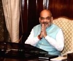 Shah takes charge as 30th Home Minister