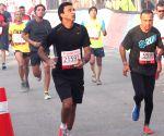 Airtel Delhi Half Marathon