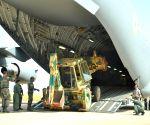 Air India flight brings 21 tons of medical supplies from China