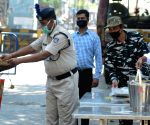 COVID-19: CRPF officers, men in contact with infected doctor test negative