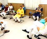 Meetings keep Javadekar busy during lockdown