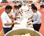 Constitution Club supplying food for 10K poor daily in Delhi