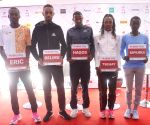 Belihu, Gemechu aim to retain Delhi Half Marathon titles