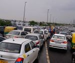 Rain turns Delhi weather pleasant, causes traffic jams