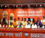 Dozen of Bengali film, TV actors join BJP