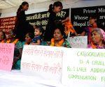 Bhopal Gas tragedy survivors go on indefinite hunger