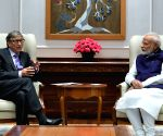 Bill Gates meets PM Modi in Delhi