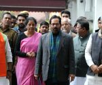 BJP delegation to meet EC on Bengal