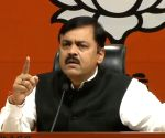 BJP MP targets Naidu for barring CBI