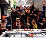 Election rally of Kiran Bedi