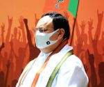 Sawant, not Shripad Naik, maybe BJP's face for 2022 polls: Nadda