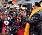 Not 'bijli, sadak, paani', Nadda talks Art 370, CAA to Delhi voters
