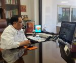 Nadda holds video conference with 4 state units on corona
