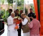 BJP convenes CEC to decide Haryana, Maha candidates