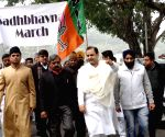 BJP's Sadbhawna March