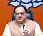 Calling GHMC polls gully elections disrespect to Hyd: Nadda