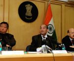Chief Election Commissioner's press conference