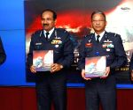 Arup Raha release a book - 'A Few Good Men and the Angry Sea'