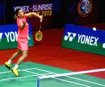 Yonex Sunrise Indian Open Badminton Championship - Lin Dan vs Tommy Sugiarto