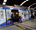 Changes in Delhi Metro services in wake of farmers' movement
