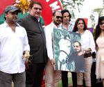 'The Rolli Stud Farm Million Cup' - Deepshikha Nagpal, Hrishitaa Bhatt, Sajid Ali Khan, Raza Murad, Rahul Roy
