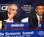 India Economic Summit 2014 - press conference