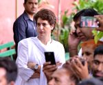 Priyanka Gandhi attacks UP govt on Swati Singh issue