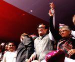 Ajay Maken assumes charge as Delhi Congress chief
