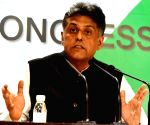 If vaccine is reliable, why no govt functionary took shot: Manish Tewari