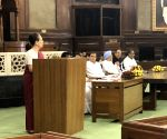 Sonia Gandhi remains Congress Parliamentary Party leader