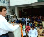Raj Babbar during a programme