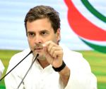 Rahul promises Rs 72K minimum income to 25 cr poor