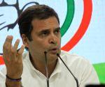 Rahul Gandhi to visit Wayanad in first week of June