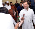 Celebrations as Rahul turns 49, Modi greets him