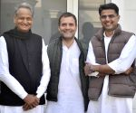 Gehlot CM picked in Rajasthan, Pilot to be his deputy
