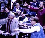 Modi addresses in Rajya Sabha