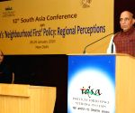 Rajnath asks SAARC nations to defeat cross-border terror