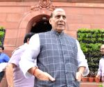 Let's go for indigenous defence manufacturing: Rajnath