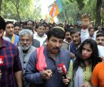 Not against odd-even scheme: Manoj Tiwari