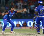 Mishra, Ishant shine as DC restrict RR to 115/9