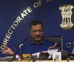 Delhi fire: Kejriwal, Tiwari rush to announce damages