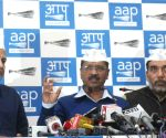 Politicizing border conflict won't help BJP: Kejriwal