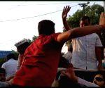 Has Kejriwal scripted the attack, asks Tiwari