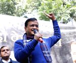 Kejriwal's movable assets up Rs 8 lakh, wife's by Rs 41 lakh