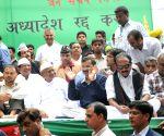 Arvind Kejriwal, Vaiko support Hazare